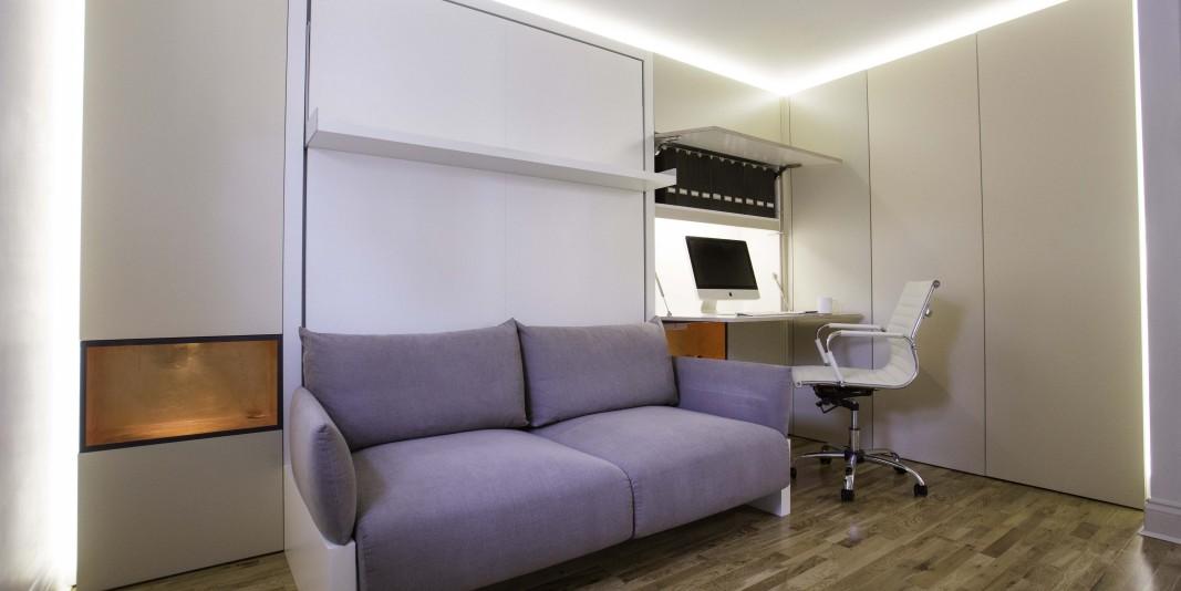 folding office